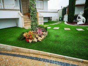 jardim rega casa jardineiro